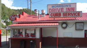 The Restaurant With Curbside Service In West Virginia You've Never Heard Of But Need To Visit