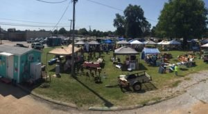 The Charming Flea Market In Mississippi You Won't Soon Forget