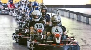 This Indoor Go-Kart Track In Oregon Will Have Your Heart Racing