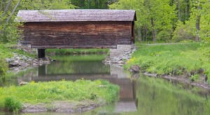 8 Undeniable Reasons To Visit The Oldest Covered Bridge In New York