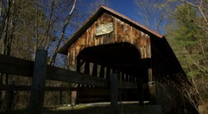 This Day Trip Takes You To 9 Of New Hampshire's Covered Bridges And It's Perfect For A Scenic Drive