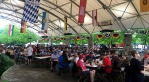 The German Festival In Indiana That's Full Of Authentic Delights