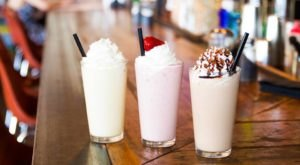 The Milkshakes From This Marvelous Austin Diner Are Almost Too Wonderful To Be Real