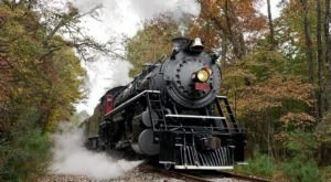 This Wine and Dinner Train In Tennessee Is Perfect For Your Next Outing