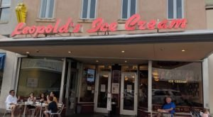 This Old-Fashioned Ice Cream Parlor In Georgia Serves The Most Scrumptious Sundaes