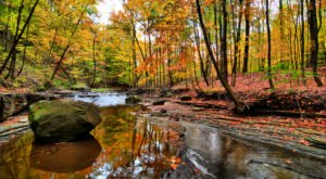 This Ultimate Weekend Road Trip Will Take You Through The 13 Most Remarkable Sites In The Cleveland Metroparks