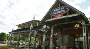 This General Store Near Buffalo Only Sells American-Made Products And It's A True Treasure