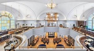 This Stunning Hotel In Washington D.C. Used To Be A Church And It's Magnificent