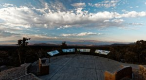 The Magnificent Overlook In Nevada That's Worthy Of A Little Adventure