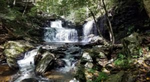 You Can See 21 Waterfalls In Just One Day Of Hiking In Pennsylvania