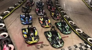 This Indoor Go-Kart Track In New Mexico Will Have Your Heart Racing