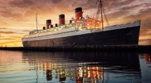 Take A Ghost Tour Of The Most Haunted Ship In America For A Thrill You'll Never Forget