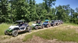 The Middle Of The Woods Adventure In Missouri With Just The Right Amount Of Thrill
