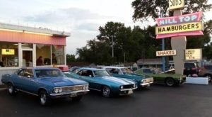 An Old Fashioned Restaurant In Pennsylvania, Hilltop Drive-In Hasn't Changed In Decades