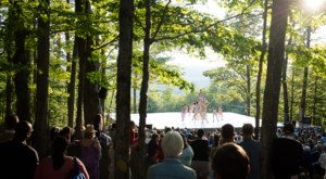 The Forest Dance Festival In Massachusetts Among The Trees That's Unlike Anything Else