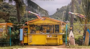 You Won't Want To Drive Past This Enchanting Little Roadside Shack In Hawaii