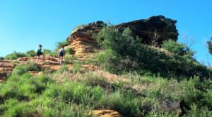 The Colorful State Park In Kansas With Red Rocks You Have To See To Believe