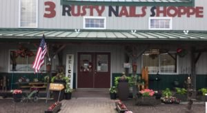 The One Of A Kind Vintage Store In Indiana That Turns Your Trash Into Treasures