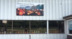Himalayan Salt and Scents In Indiana Is Home To Salt Therapy And A Magical Fairy Garden