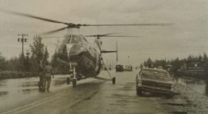 In 1967, A Massive Flood Swept Through Alaska That No One Can Ever Forget