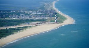 Sink Your Toes In The Sand At The Longest Beach In North Carolina