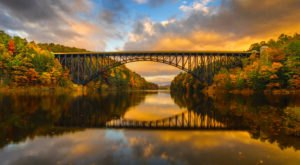 This Massachusetts River View Is The Coolest Thing You'll Ever See For Free