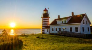 The Sunrise Views From The Eastern Most Point Of The U.S. Are Truly Unforgettable