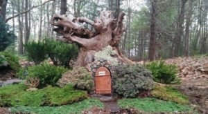 There's A Fairy Gnome Wonderland Hiding In Massachusetts And It's Simply Magical