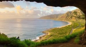 It's Hard To Ignore The Beauty Of This Off-Limits Cave Hike In Hawaii