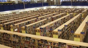 The Largest Discount Bookstore In Nashville Has Thousands of Books
