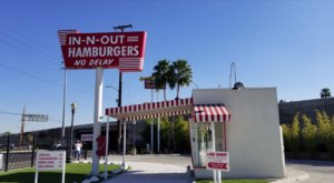 There's A Replica Of The First In-N-Out Burger In Southern California And It's A Blast To Visit
