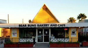 Devour The Best Homemade Sticky Buns At This Bakery In Southern California