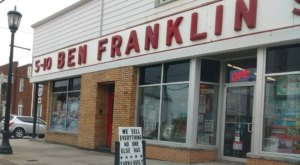The Five And Dime Store Near Cincinnati That's A Lovely Trip Back In Time