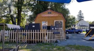 Amazing BBQ Does Exist In New Hampshire And It's At This Delicious Little Spot
