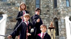 A Harry Potter Festival Is Coming To A Castle In Massachusetts And It Looks Wonderfully Witchy