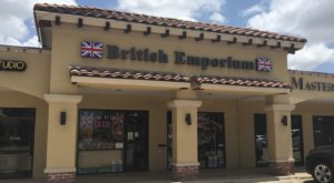 A Themed Grocery Store In Texas, British Emporium Is A Magical Place To Shop