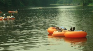Grab Some Barbecue After A River Tubing Adventure At This Awesome Spot In Delaware