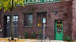 This 100-Year-Old Blacksmith Shop In Oregon Is Now A Beautiful Tea Room That You Must Visit