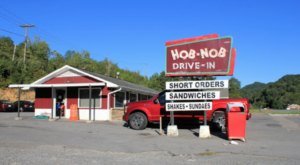 The Burgers And Shakes From This Middle-Of-Nowhere Drive-In Are Worth The Trip From Anywhere In Virginia
