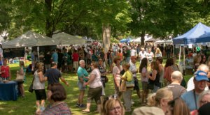Pennsylvania's Small Town Food And Wine Festival Gets Better And Better Each Year