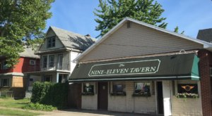 This Ramshackle Tavern Hiding In Buffalo Serves The Best Wings Around