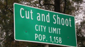 7 Towns Near Austin With The Strangest Names You'll Ever See