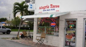 Some Of The Best Tacos In Florida Can Be Found Inside This Unassuming Restaurant
