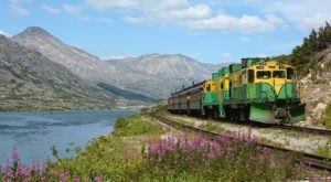 You'll Absolutely Love A Ride On Alaska's Majestic Mountain Train This Spring