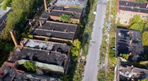 This Entire Neighborhood Near Cleveland Was Mysteriously Abandoned And Nobody Knows Why