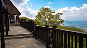 Shenandoah National Park In Virginia Is Home To The Breathtaking Big Meadows Lodge
