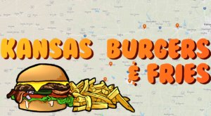 9 Kansas Joints Where Your Standard Burgers & Fries Are More Than Standard