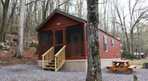 7 Campgrounds In Alabama Perfect For Those Who Hate Camping