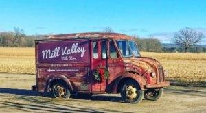 The Old Fashioned Family Creamery In Massachusetts That Still Sells Bottles Of Fresh Milk