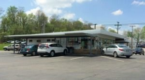 The Old Fashioned Drive-In Restaurant In Ohio That Hasn't Changed In Decades